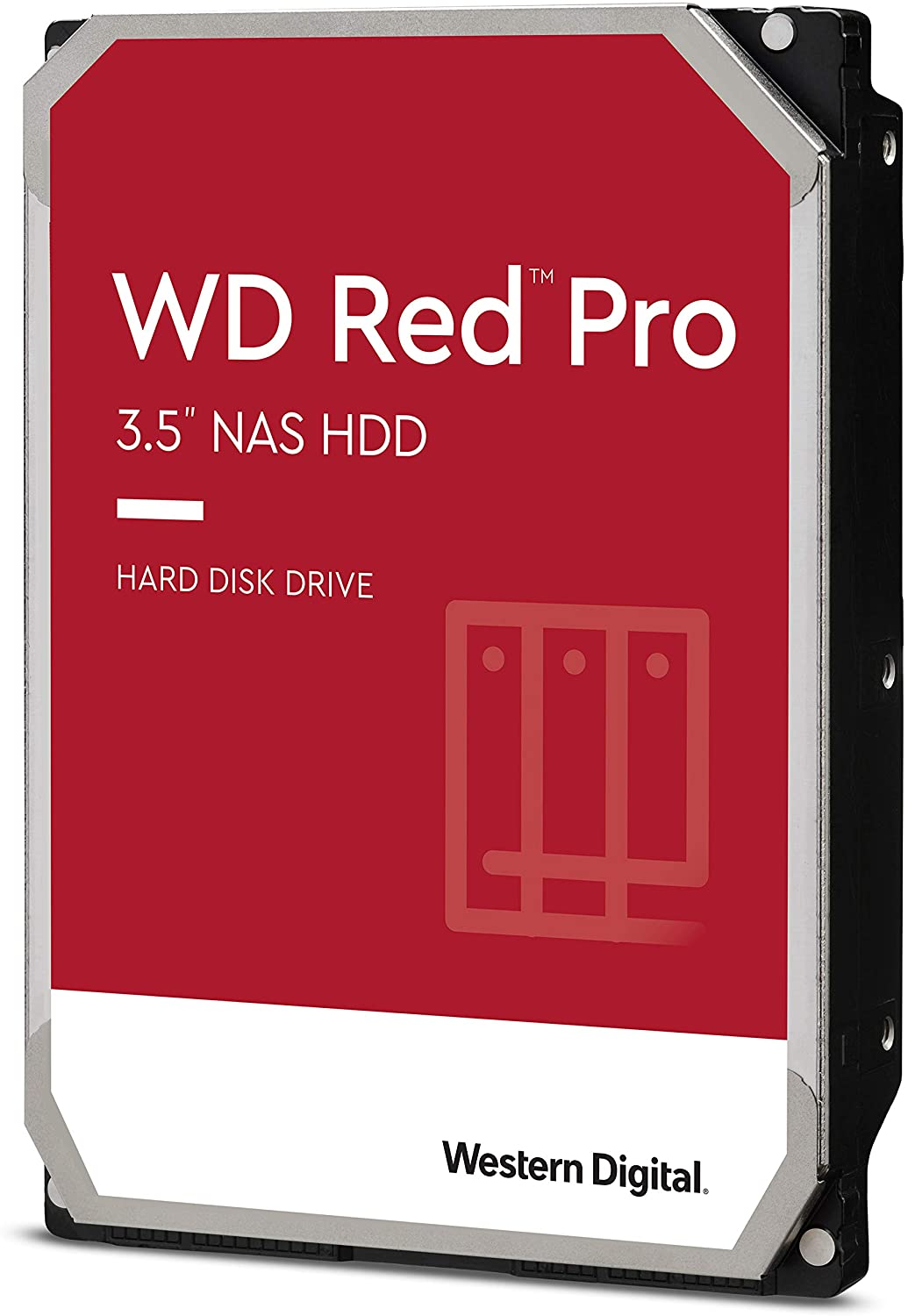 HDD 2TB WD20EFZX Red Plus 128MB SATAIII 5400rpm