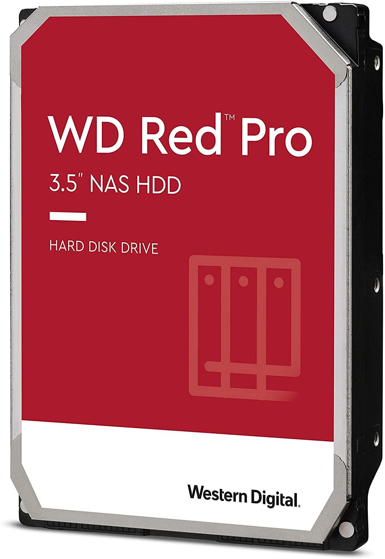 HDD 8TB WD80EFBX Red Plus 256MB SATAIII 7200rpm
