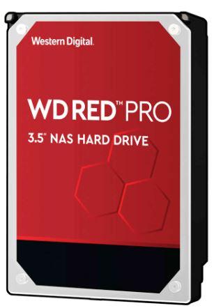 HDD 12TB WD121KFBX Red Pro 256MB SATAIII 7200rpm