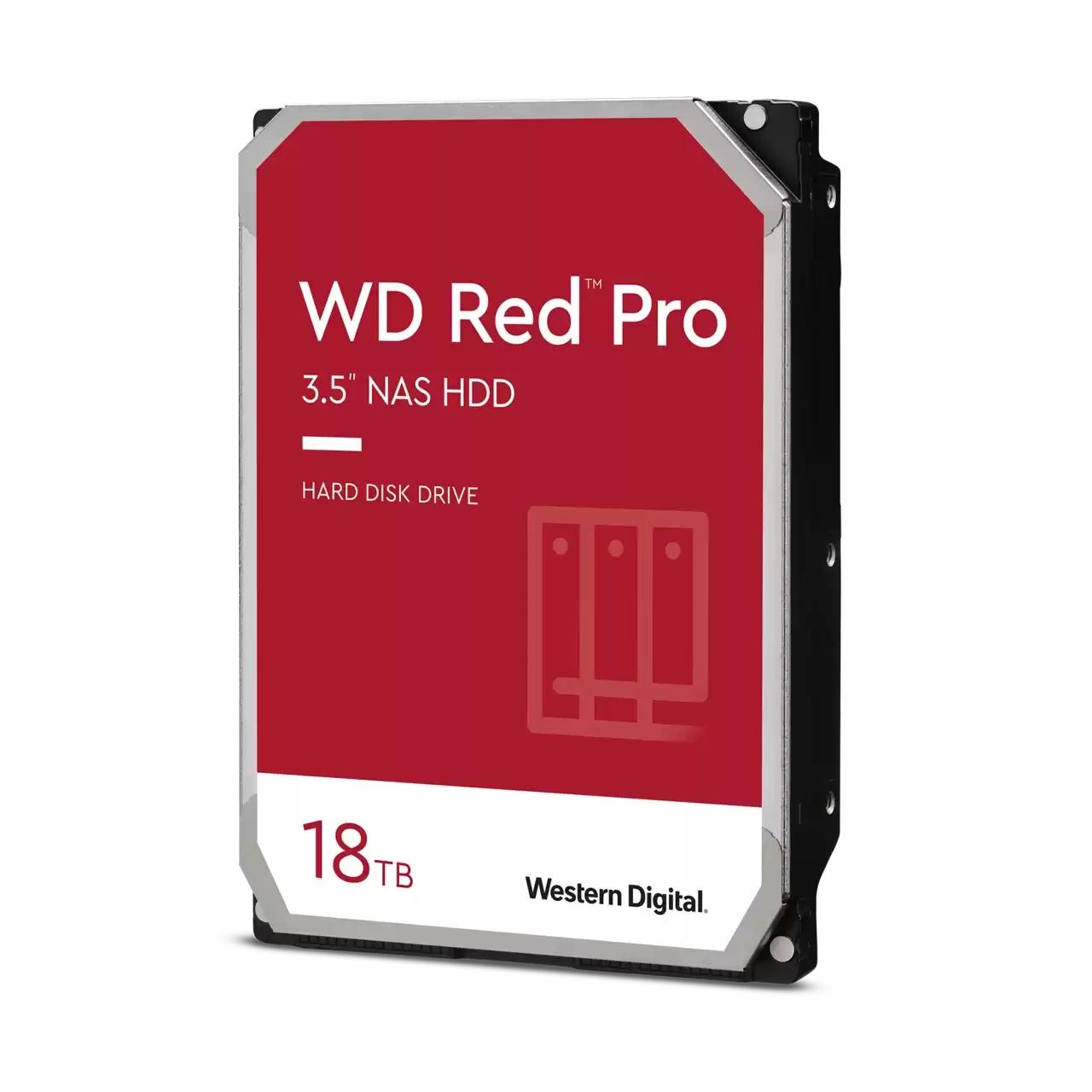 HDD 18TB WD181KFGX Red Pro 512MB SATAIII