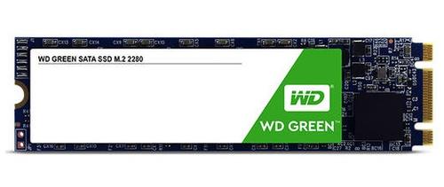 SSD 240GB WD Green 3D M.2 SATAIII 2280