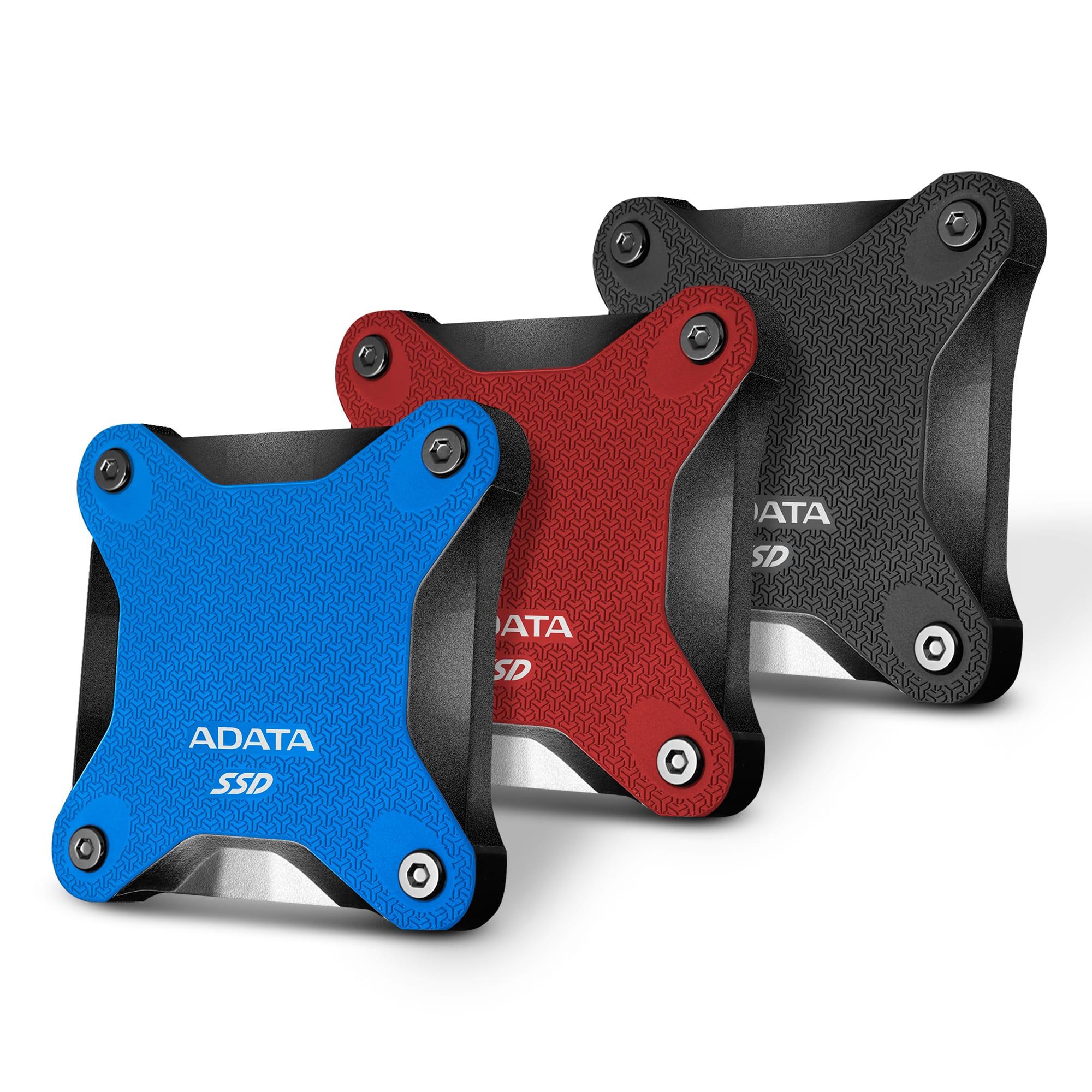 ADATA externí SSD SD600Q 480GB blue