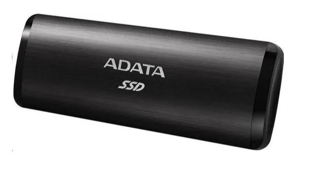 ADATA externí SSD SE760 512GB black