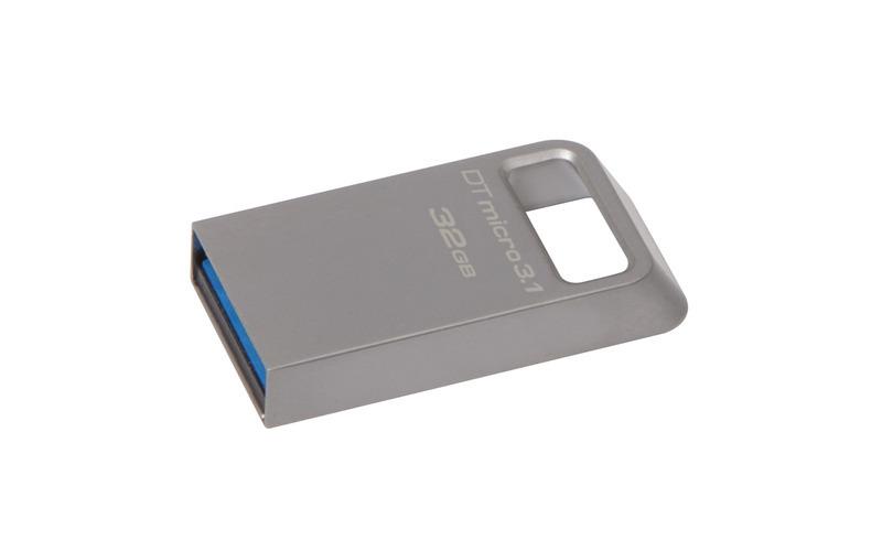 32GB Kingston USB 3.1/3.0 DT Mini 100/15MB/s