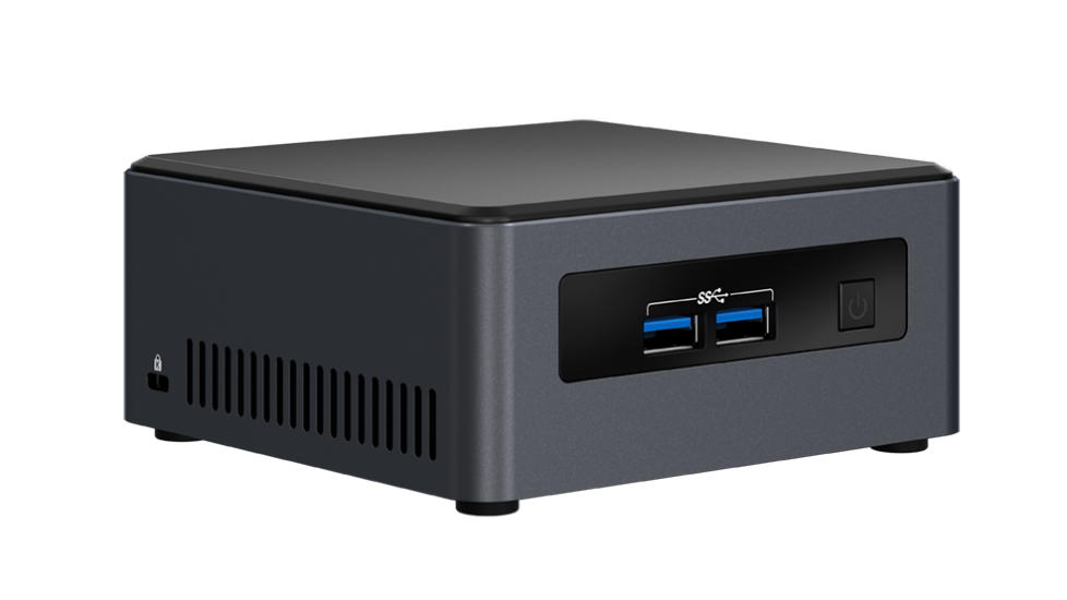 Intel NUC Kit 7i3DNHE i3/USB3/HDMI/WIFI/M.2/2,5