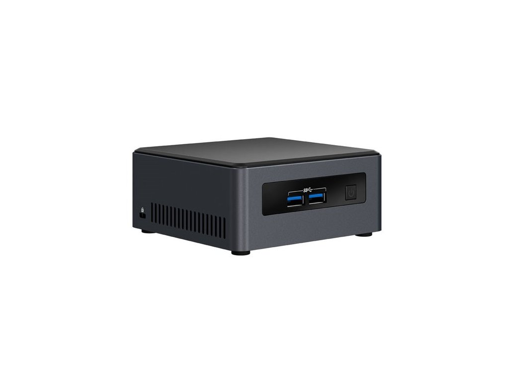 Intel NUC Kit 8i3BEH i3/USB3/TH3/HDMI/WF/M.2/2,5