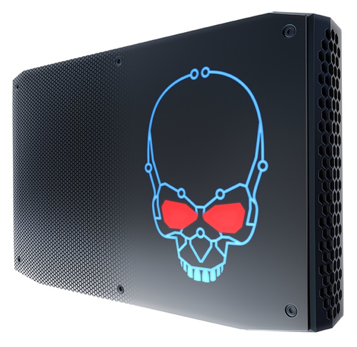 Intel NUC Kit 8I7HVK2 i7/RadeonGH/TH3/mDP/WIFI/M.2