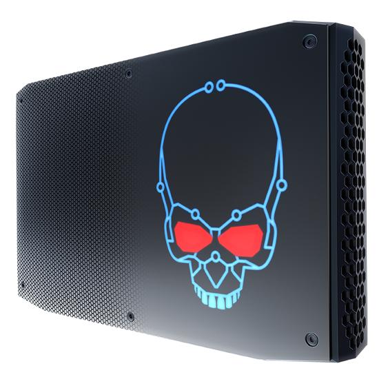 Intel NUC Kit 8i7HNKQC i7/RadeonGL/Win10/512GB SSD