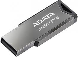 32GB ADATA UV250 USB 2.0 kovová
