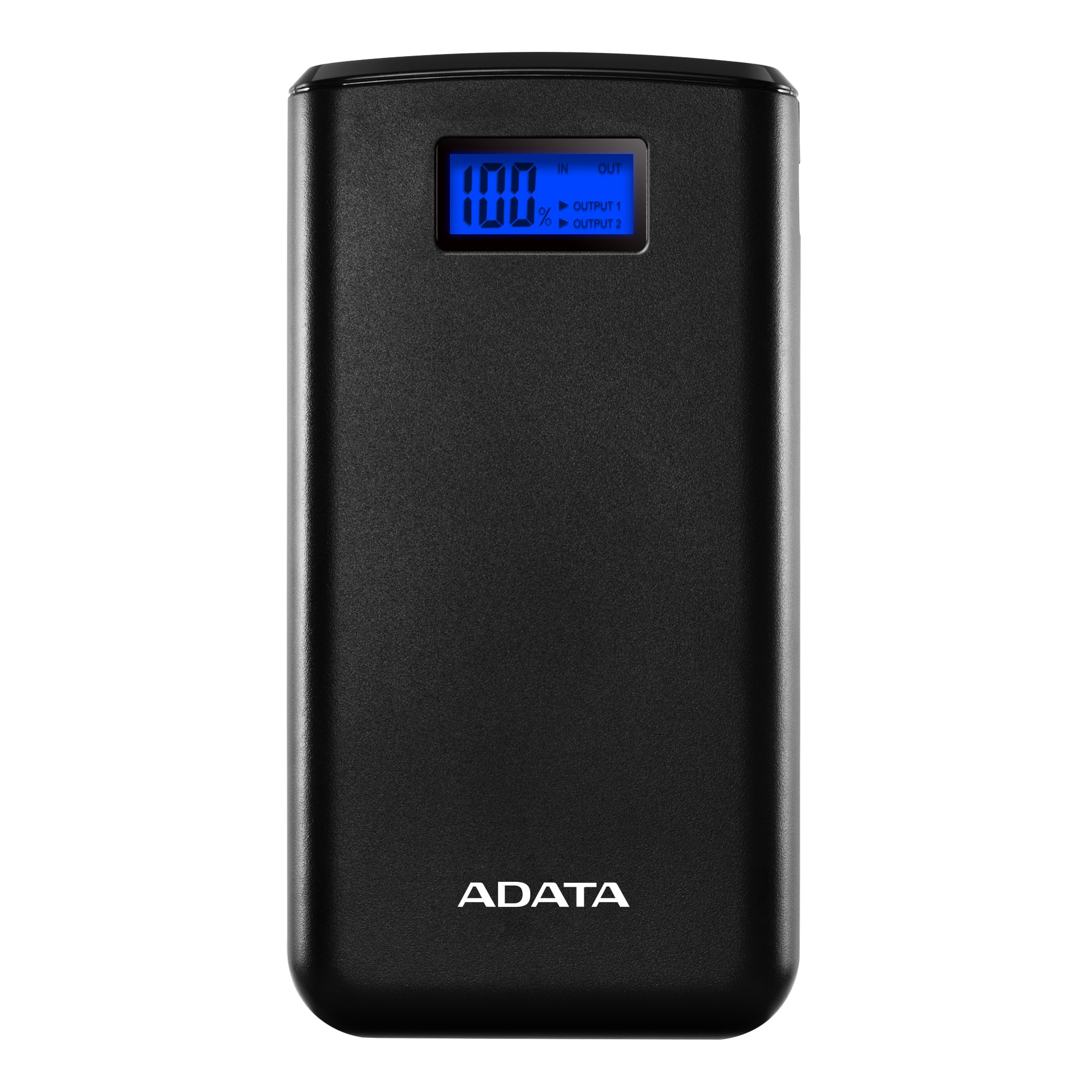 ADATA PowerBank S20000D - externí baterie pro mobil/tablet 20000mAh, černá