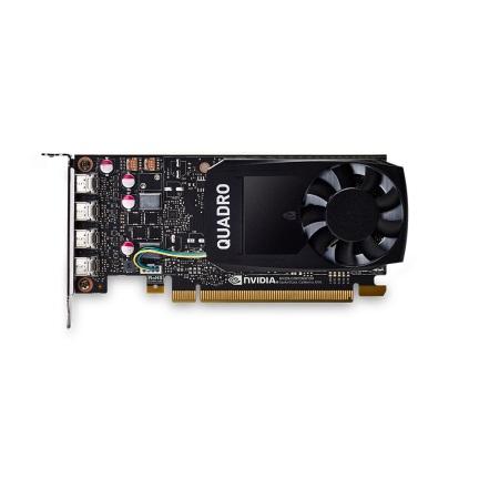 PNY Quadro P1000 4GB (128) 4xmDP