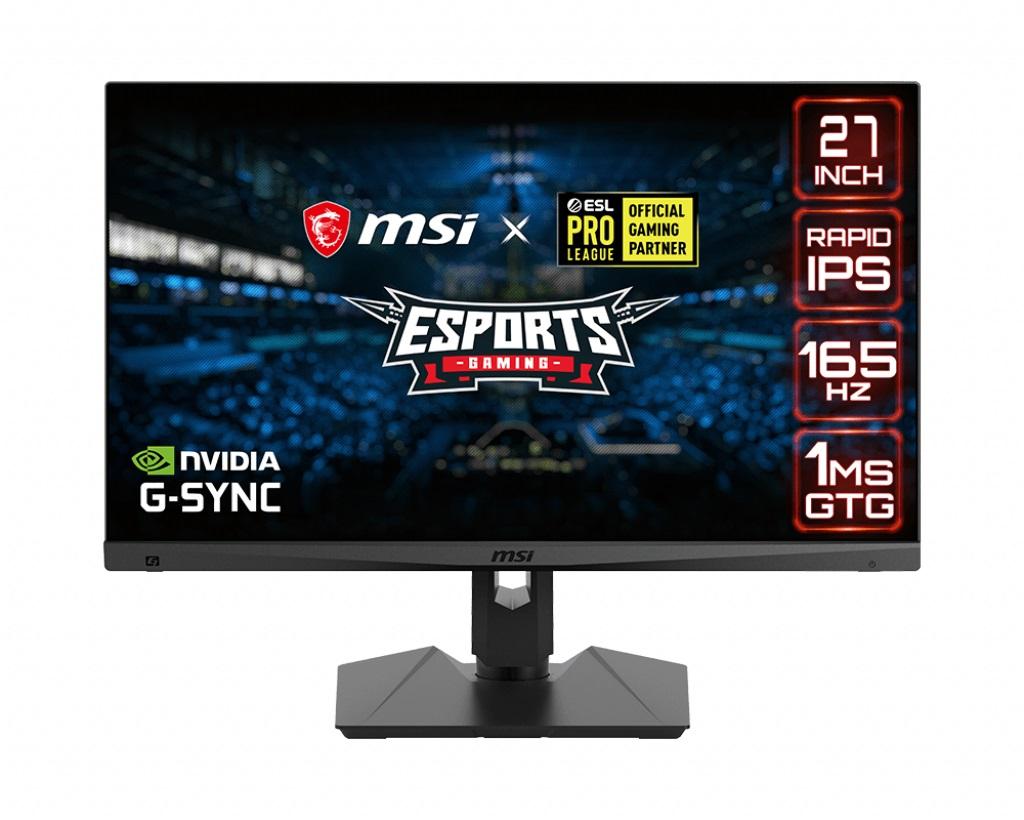 MSI Optix MAG274QRF 27