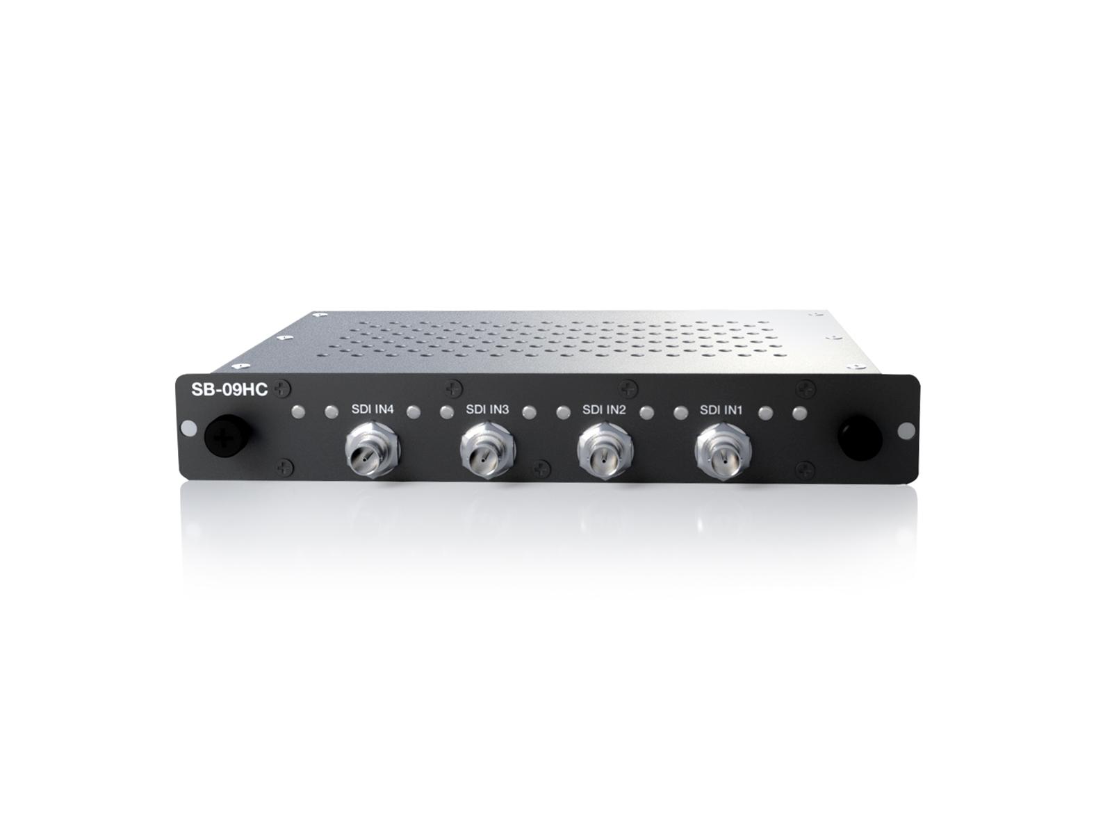 NEC OPS 2C Quad 3G SDI Interface