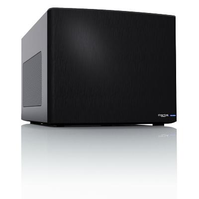 FRACTAL DESIGN skříň Node 304 Mini ITX, black, bez zdroje