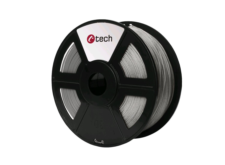 Tisková struna (filament) C-TECH, PLA, 1,75mm, 1kg, mramor