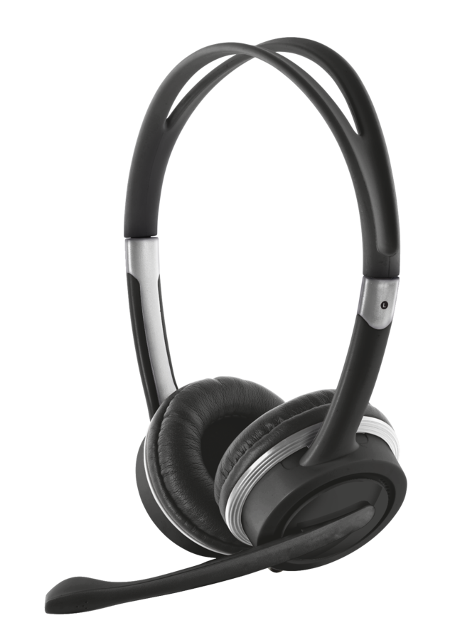 náhlavní sada TRUST Mauro USB Headset