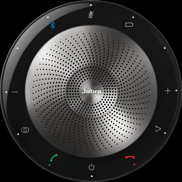 Jabra hlasový komunikátor všesměrový SPEAK 710, USB, BT, černá