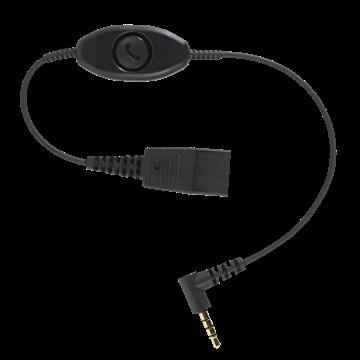 Jabra Link Mobile, QD-3,5 mm (PC)