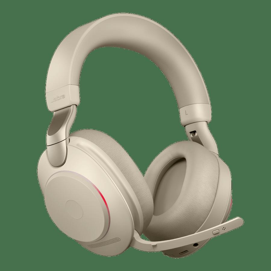 Jabra Evolve2 85, Link380c MS Stereo Beige