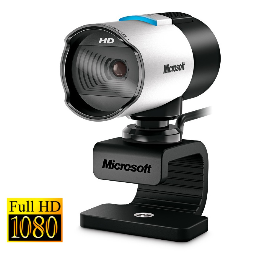 Microsoft webová kamera LifeCam Studio