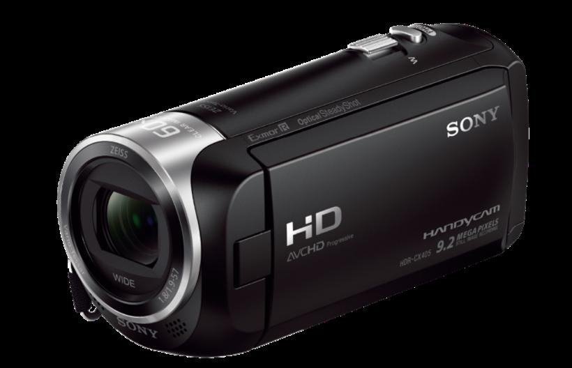 Sony HDR-CX405,černá,30xOZ,foto 9,2Mpix
