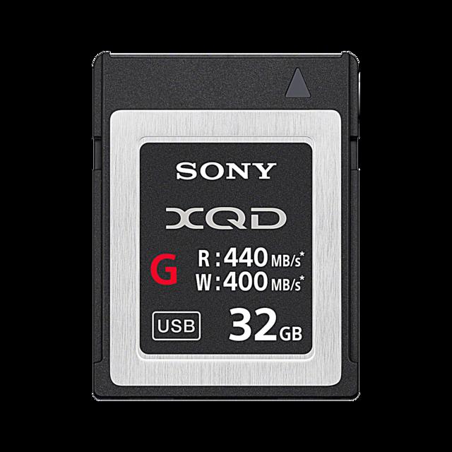 Sony XQD paměťová karta QDG32E