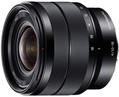 Sony objektiv SEL-1018,10-18mm,F4 pro NEX