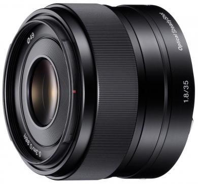 Sony objektiv SEL-35F18,35mm,F1,8 pro NEX