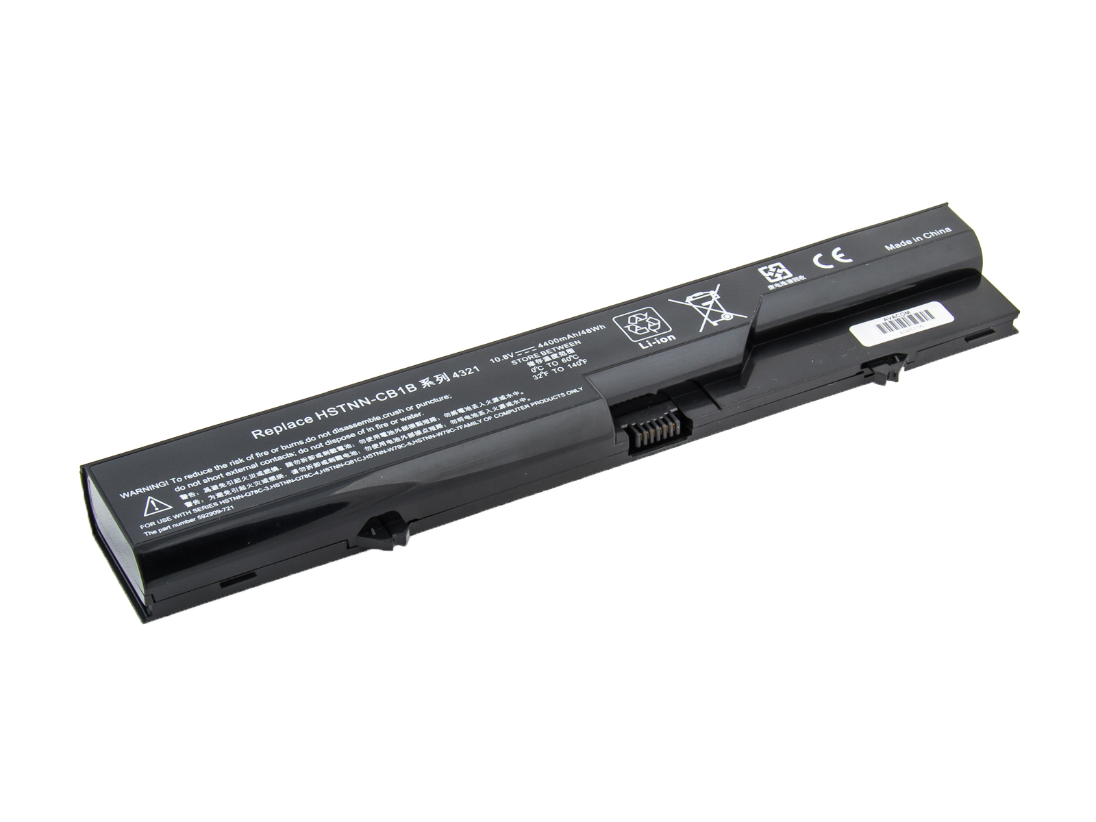 Baterie AVACOM NOHP-PB20-N22 pro HP ProBook 4320s/4420s/4520s series Li-Ion 10,8V 4400mAh