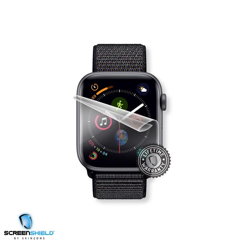Screenshield APPLE Watch Series 4 (44 mm) folie na displej