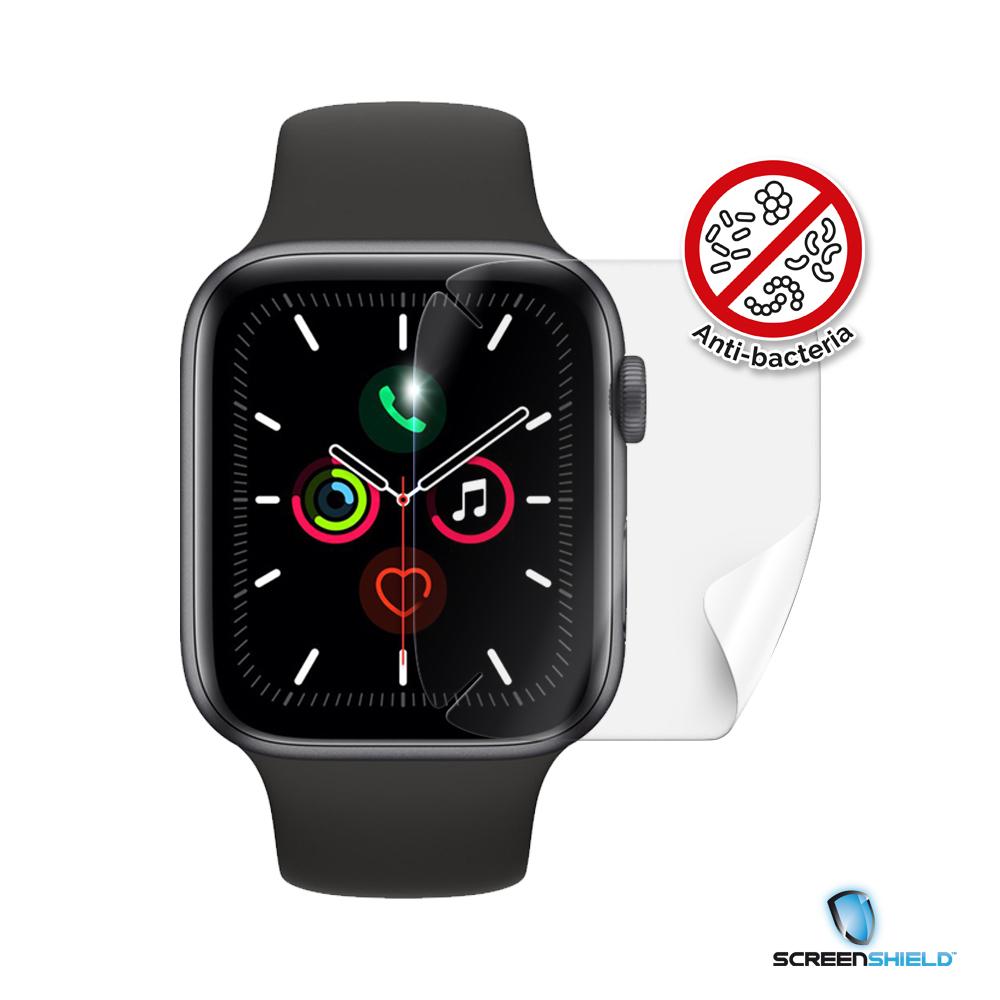 Screenshield Anti-Bacteria APPLE Watch Series 6 (44 mm) folie na displej