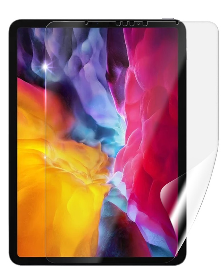 Screenshield APPLE iPad Pro 12.9 (2021) Wi-Fi folie na displej