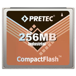 Industrial Pretec CF Card 128MB - Lynx Solution