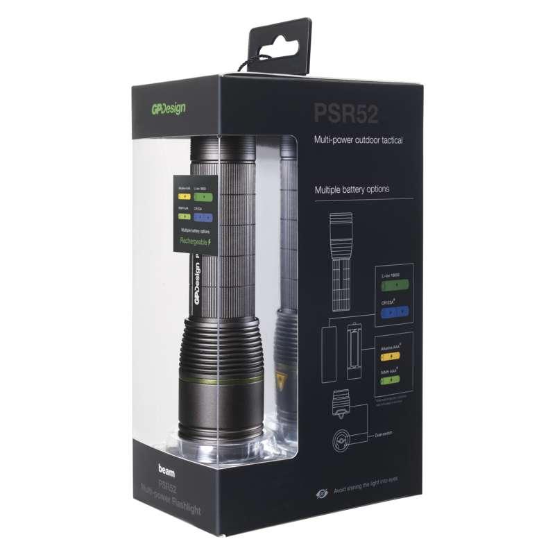 GP svítilna PSR52 10W CREE LED