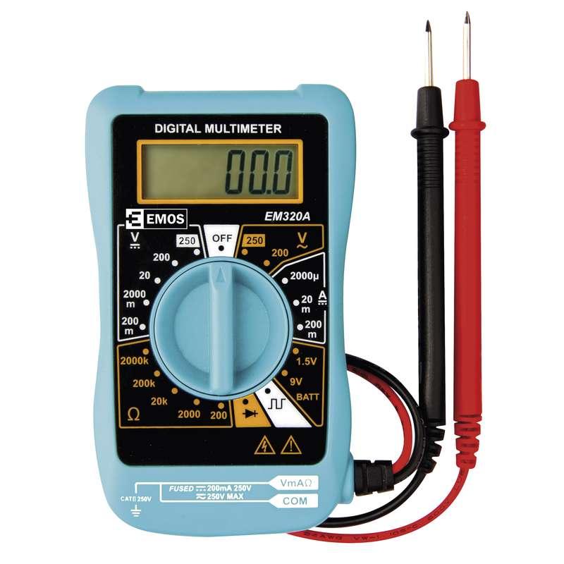 Multimetr EM320A