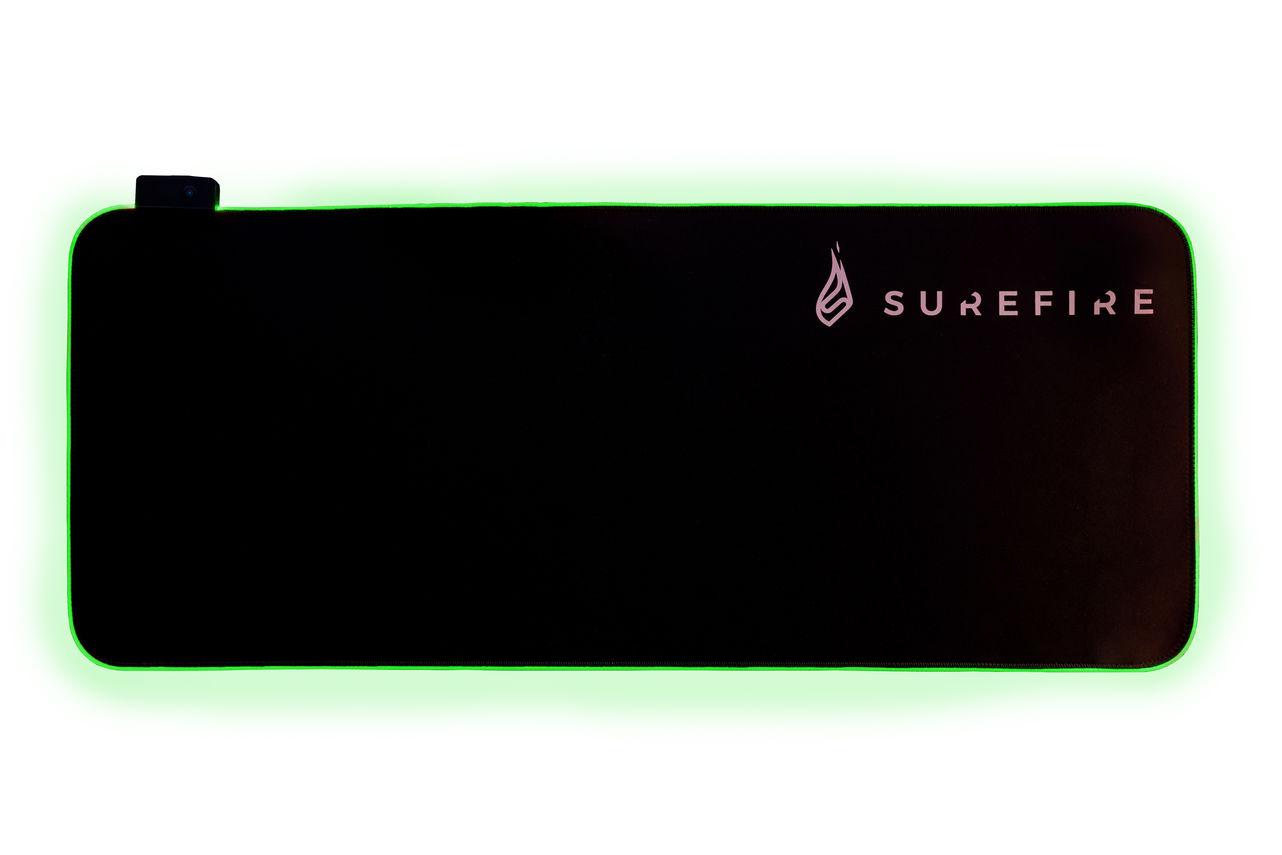 SUREFIRE Silent Flight RGB-680 Gaming podložka