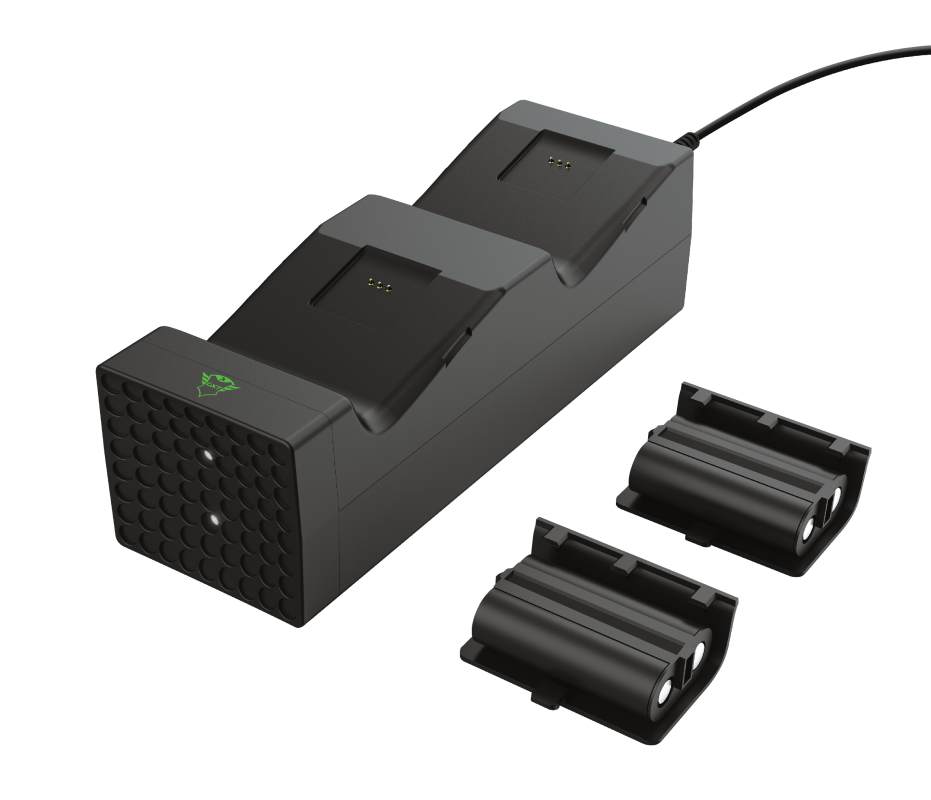 TRUST GXT250 DUO CHARGE DOCK XBSX