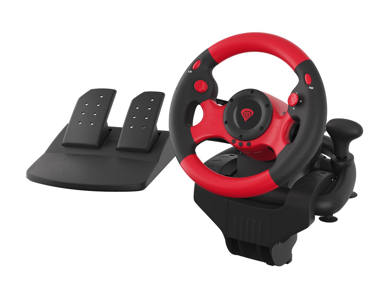 Genesis Seaborg 300 Herní volant pro PC, 180°