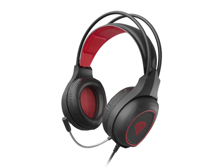 Herní sluchátka Genesis Radon 300, 7.1 Virtual