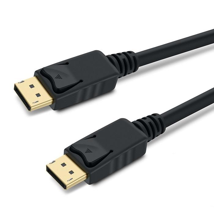 PremiumCord DisplayPort 1.3 kabel M/M, 1,5m