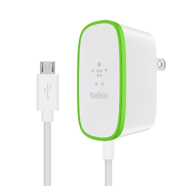 BELKIN Home Charger microUSB (12W, 2.4 Amp)