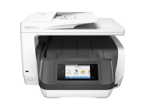 HP Officejet Pro 8730 - HP Instant Ink Ready