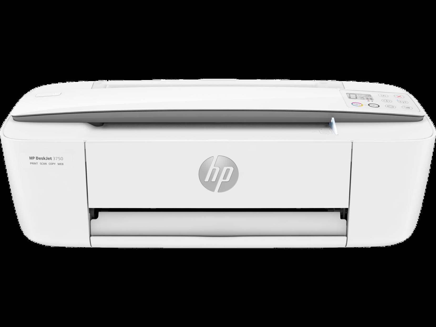 HP DeskJet 3750 All In One Printer - HP Instant Ink ready