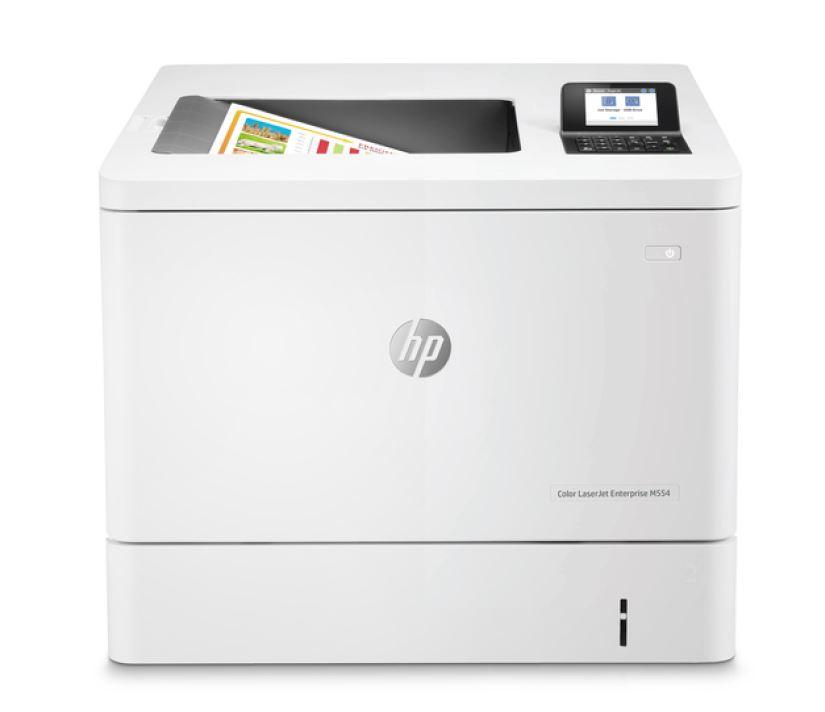 HP Color LaserJet Ent M554dn
