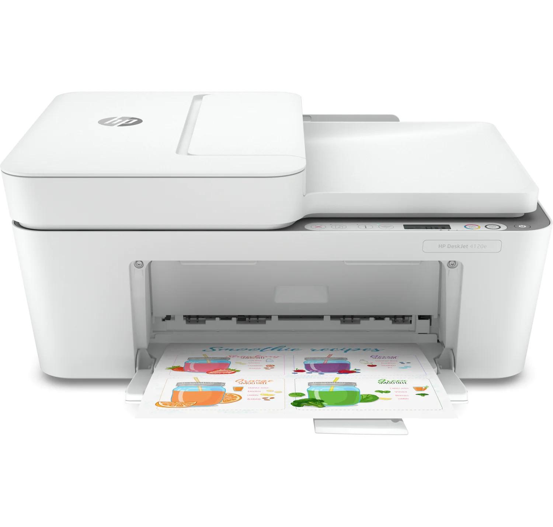 HP DeskJet 4120E  All-in-One Printer - HP Instant Ink ready
