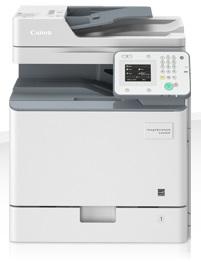 Canon imageRUNNER C1225 tisk, kopírování, skenování a odesílání, duplex, DADF,USB, E-RDS,sada tonerů