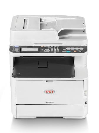 OKI MC363dn A4, 26/30ppm, ProQ2400, USB, LAN