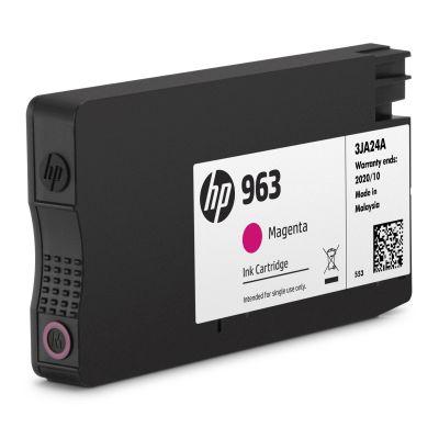 HP 963 ink. purpurová (3JA24AE)