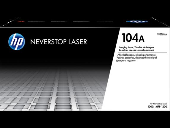 HP 104A Zobrazovací válec, neverst. Laser, W1104A
