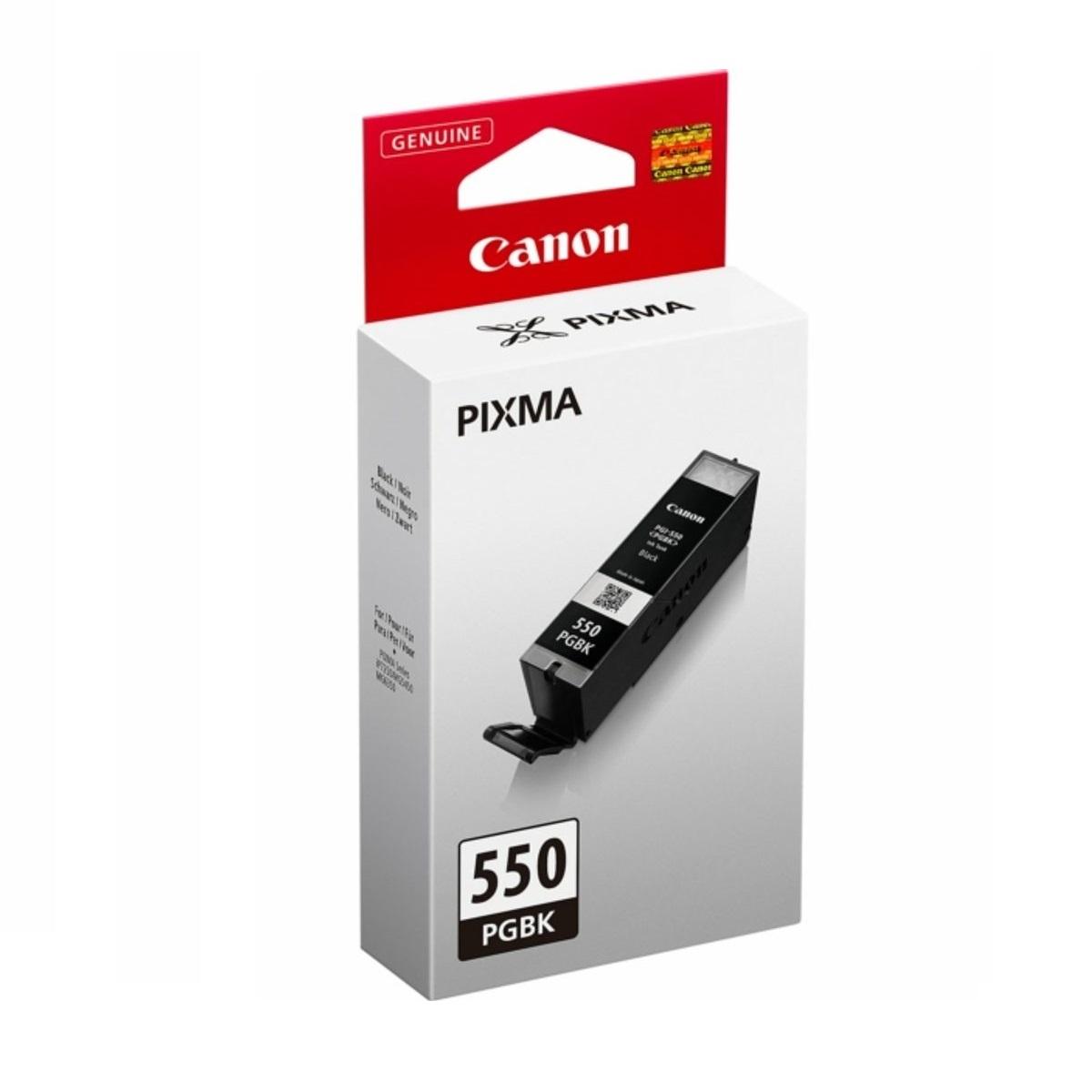 Canon PGI-550 BK, černá